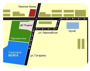422540, Россия, Республика Татарстан, г. Зеленодольск, ул. Гагарина, 1